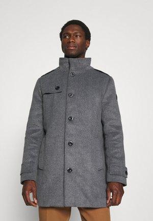 COAT 2 IN 1 - Pitkä takki - mid grey