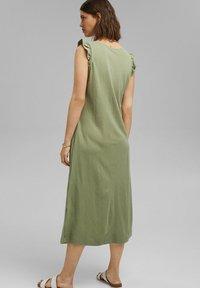 Esprit - Day dress - light khaki - 1