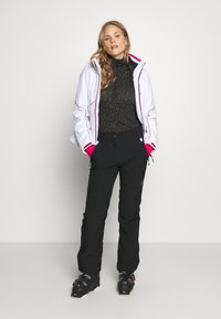 CMP - WOMAN JACKET ZIP HOOD - Ski jacket - bianco - 1