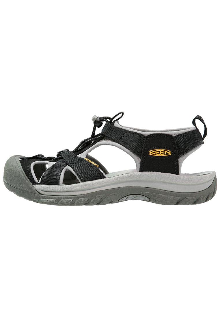 Women VENICE H2 - Walking sandals - black/neutral grey