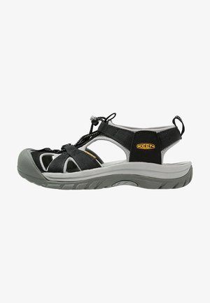 VENICE H2 - Walking sandals - black/neutral grey