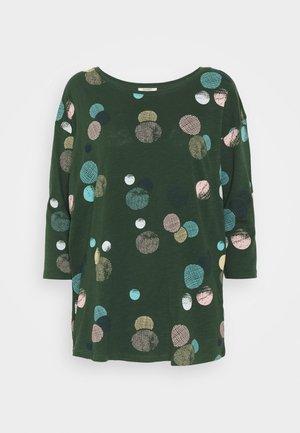 CORE - Long sleeved top - dark green