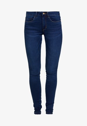 ONLROYAL - Vaqueros pitillo - dark blue denim