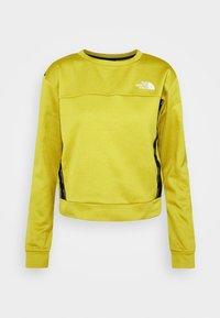 Sweatshirt - citronelle green
