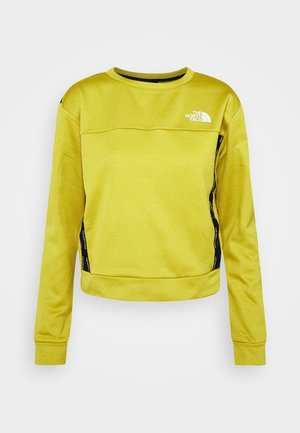 Sweatshirt - citronelle green
