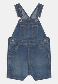 GAP - SHORTALL UNISEX - Salopette - blue denim - 0