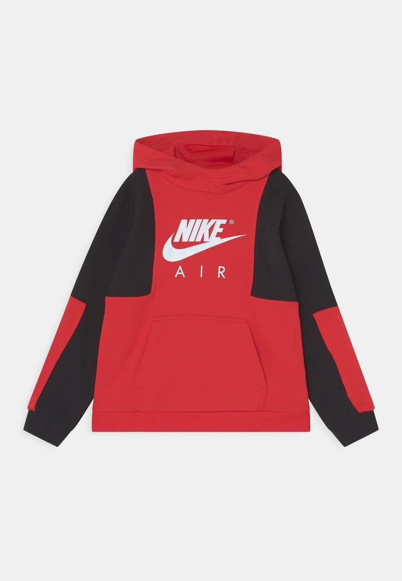 Nike Sportswear - AIR - Sweater - university red/black/white