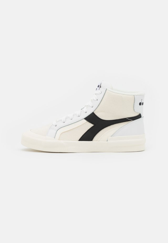 MELODY MID REPLICANT  - High-top trainers - black/white