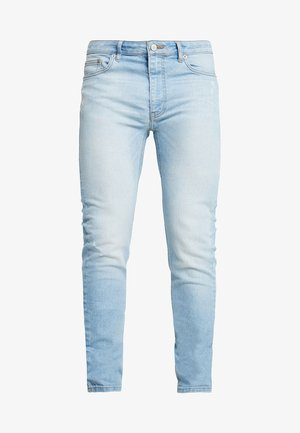 Jeans slim fit - bleached denim