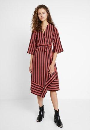 DRESS - Maxi šaty - black/multi