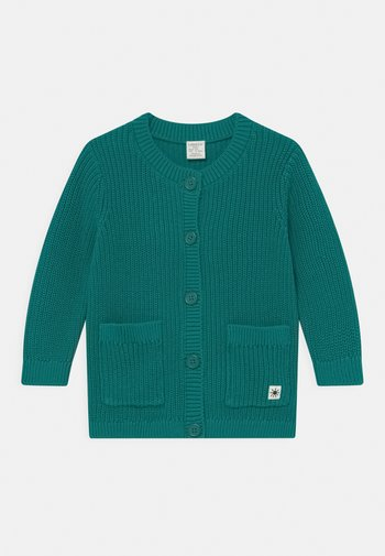 UNISEX - Cardigan - green