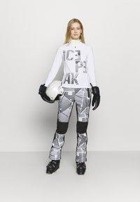 Icepeak - ELSRA - Ski- & snowboardbukser - black - 1
