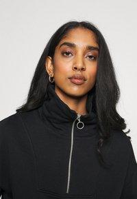ONLY - ONLARDEN  - Sweatshirt - black - 4