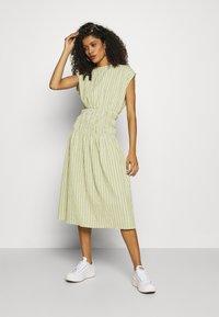 ALIGNE - DESI - Day dress - khaki - 1