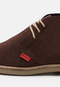Kickers - TYL - Lace-up ankle boots - marron - 5