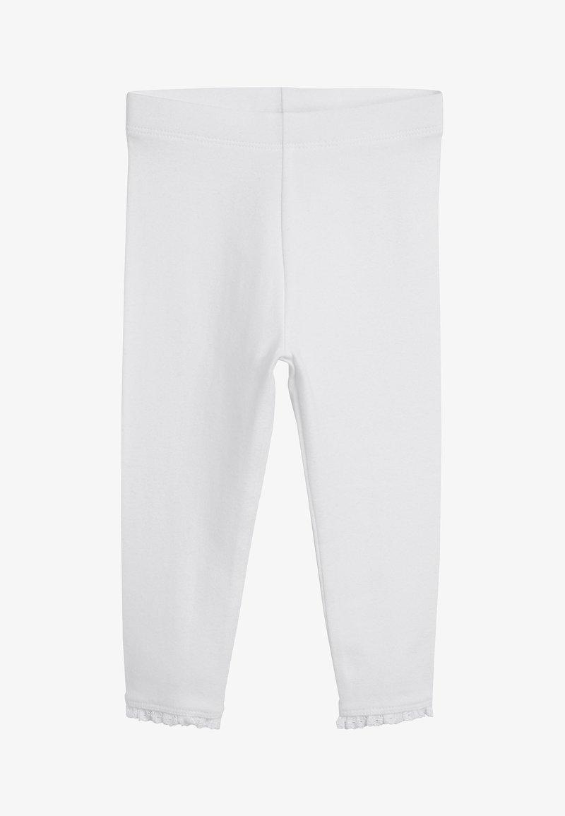 Next - BASIC  - Leggings - Trousers - white
