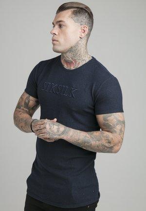 GYM TEE - T-shirt basic - navy