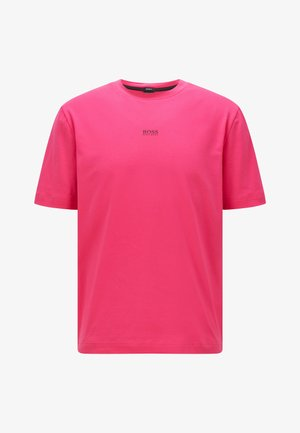 TCHUP - Basic T-shirt - pink