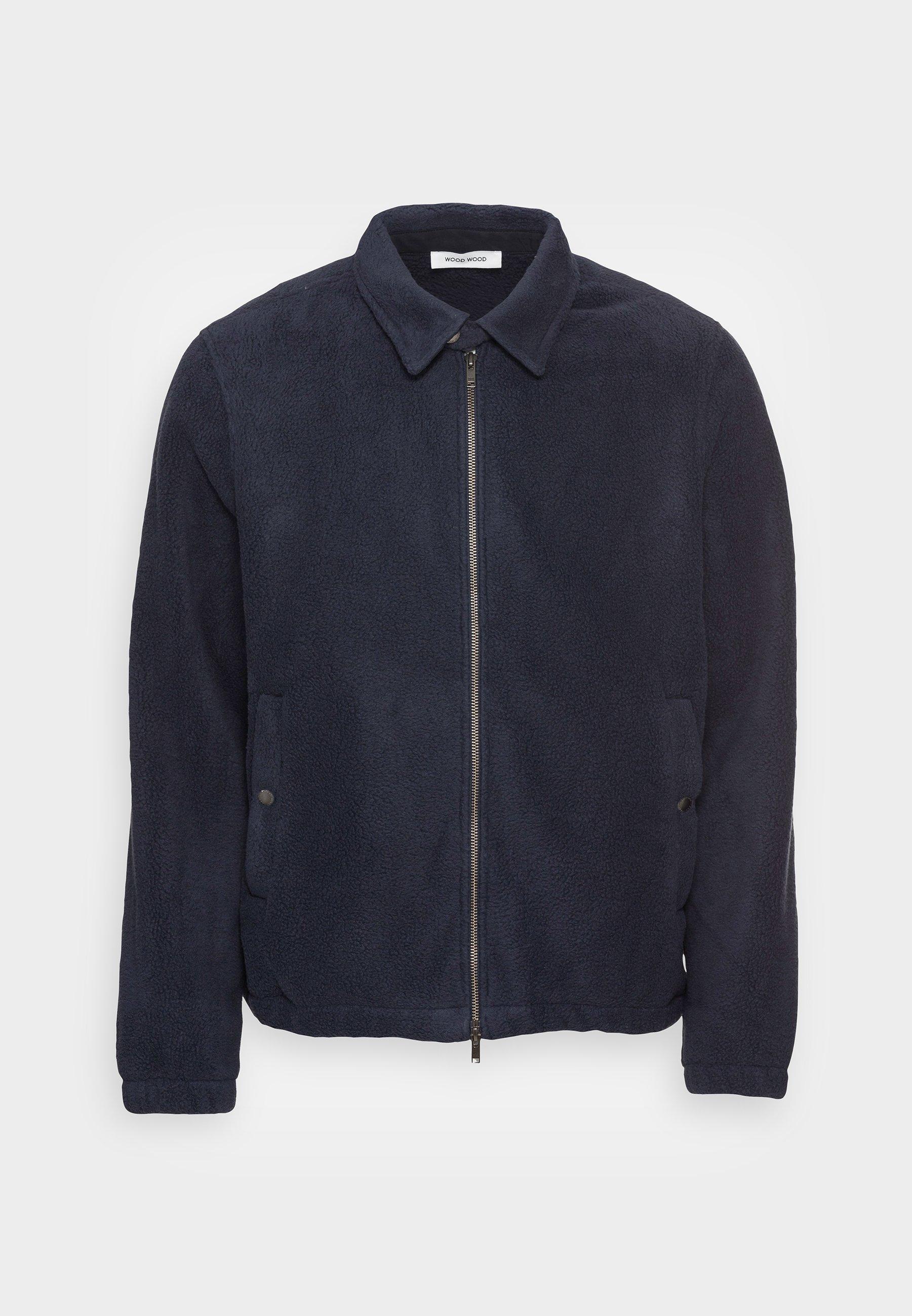 Men ALISTER JACKET - Fleece jacket