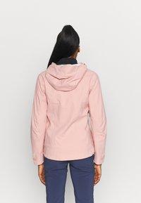 Columbia - OMNI-TECH™ AMPLI-DRY™ SHELL - Hardshelljacke - faux pink - 2
