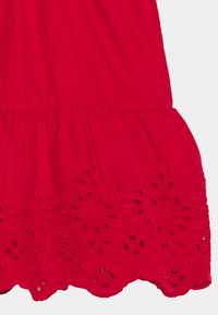 GAP - GIRL EYELET - Top - pure red - 2