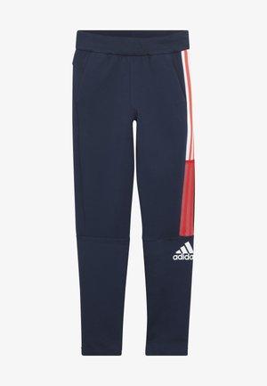 ZNE PANT - Pantalones deportivos - collegiate navy/white