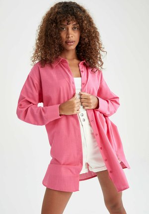 RELAX FIT - Button-down blouse - pink