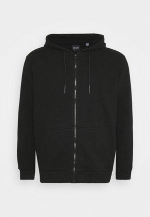 ONSCERES LIFE ZIP HOODIE - Zip-up hoodie - black