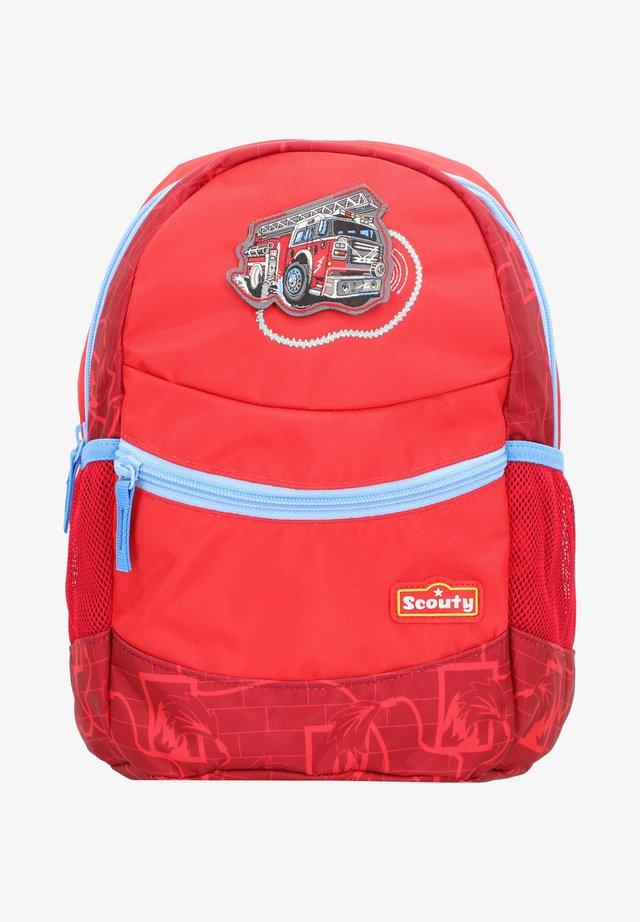 ROCKY - Backpack - feuerwehr