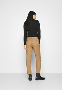 Marc O'Polo - TORUP - Trousers - true camel - 2