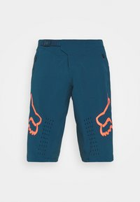 Fox Racing - DEFEND SHORT - kurze Sporthose - dark indo - 4