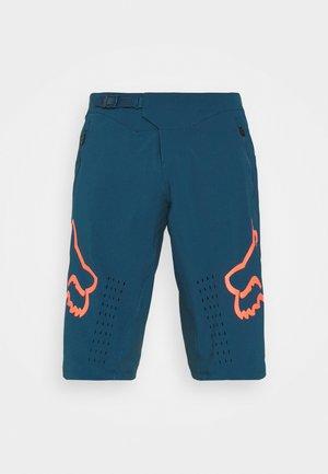 DEFEND SHORT - Sports shorts - dark indo