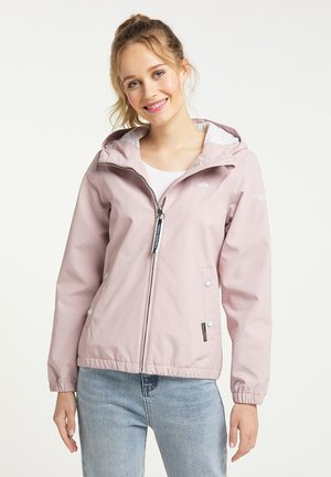 Outdoor jacket - nude melange