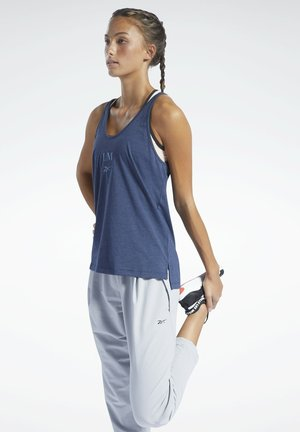 LES MILLS® RESTORATIVE - Top - blue