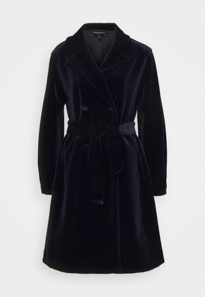COAT - Villakangastakki - blu navy