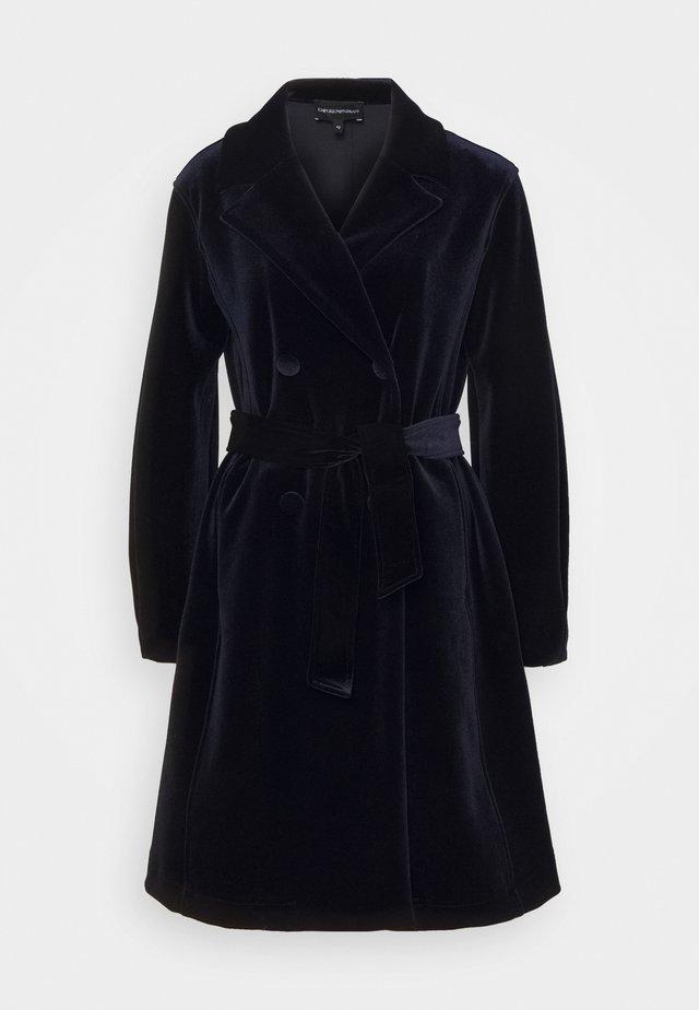 COAT - Cappotto classico - blu navy