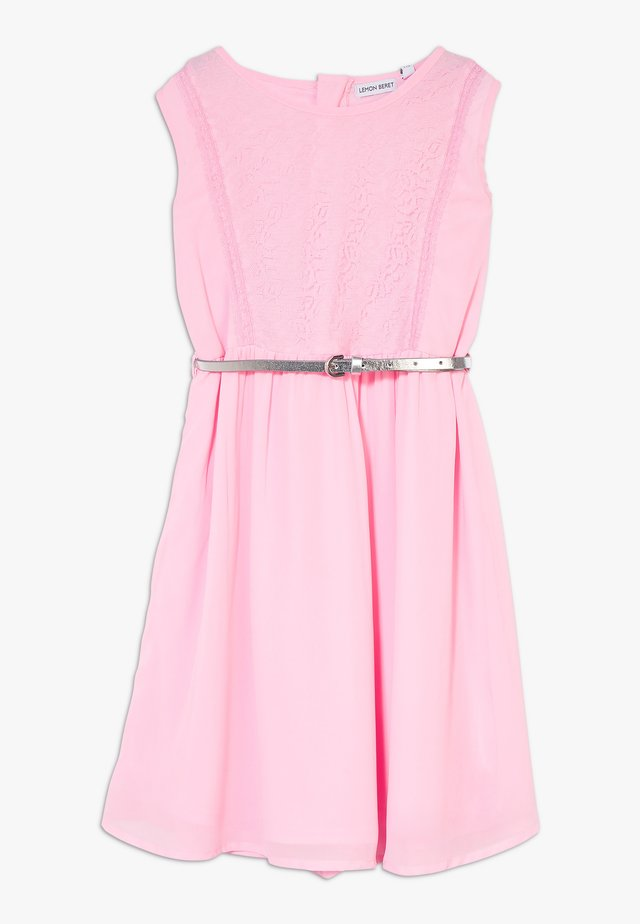 FESTIVE DRESS  - Vestito elegante - orchid pink