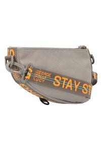 George Gina & Lucy - SHOOTER  - Bum bag - mud neon orange - 2