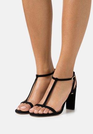 SETI - Sandals - black