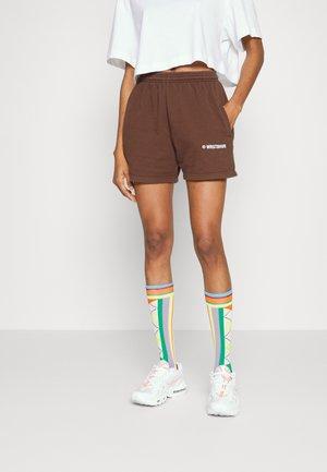 DARI  - Shorts - choc