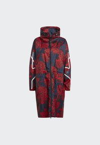 adidas by Stella McCartney - BY STELLA MCCARTNEY LONG LIGHTWEIGHT ALLOVER  - Outdoor jacket - red - 2
