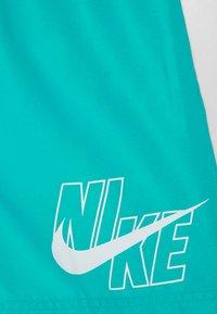 Nike Performance - VOLLEY - Swimming shorts - oracle aqua - 2