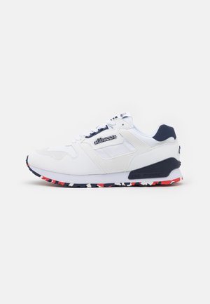 147 RUNNER - Zapatillas - white/dark blue