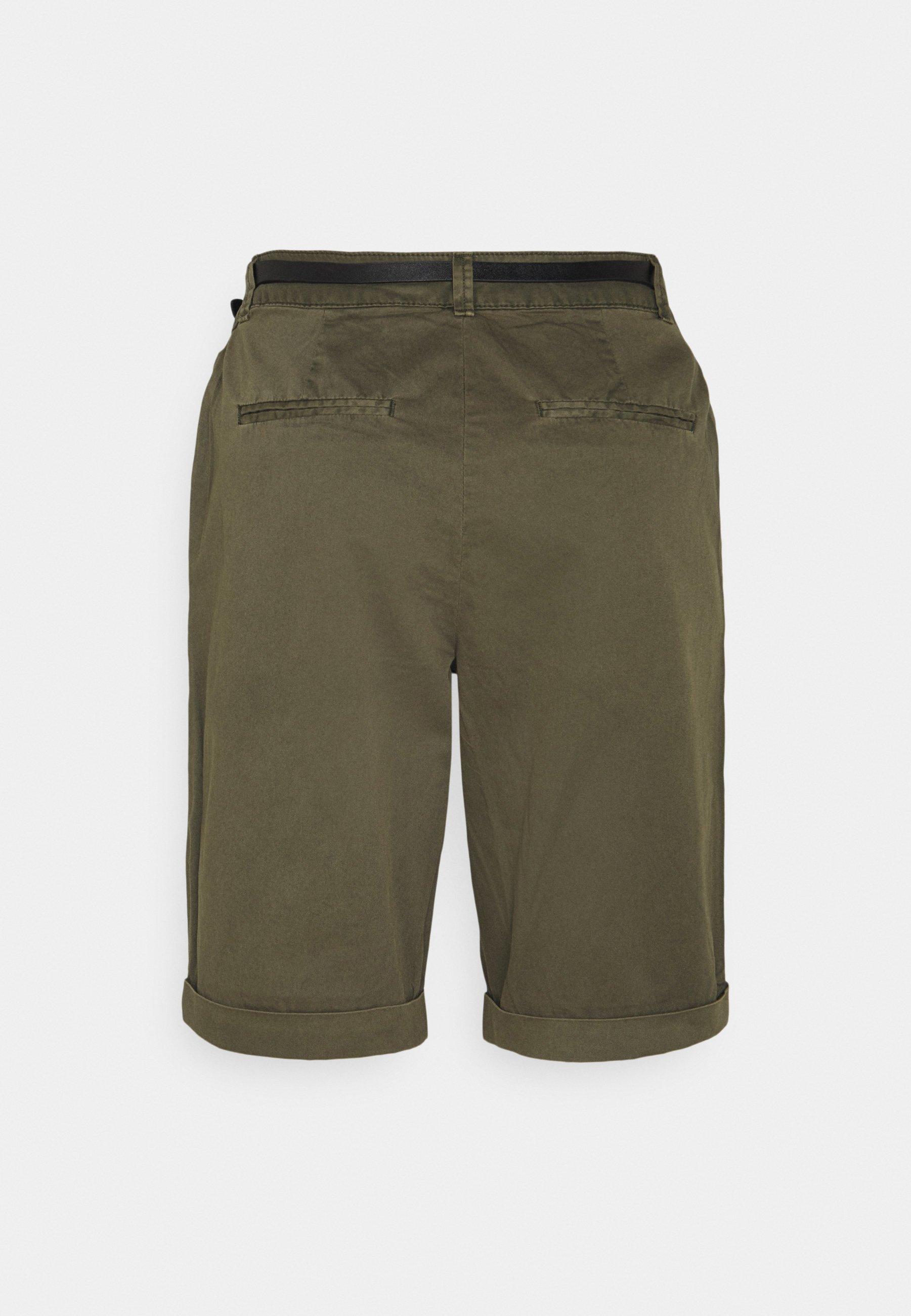 Women VMFLASH BERMUDA BELT - Shorts