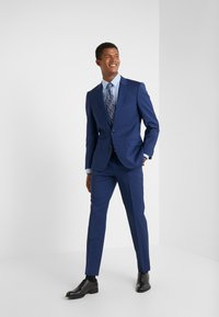 HUGO - HARTLEYS - Oblekové kalhoty - medium blue - 1