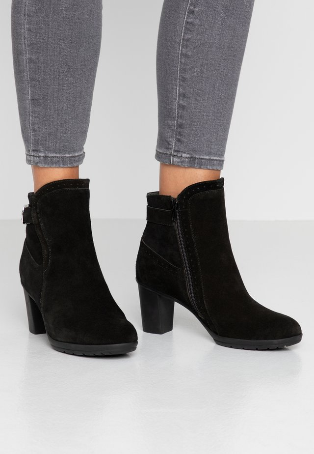 RIBAME - Bottines - black