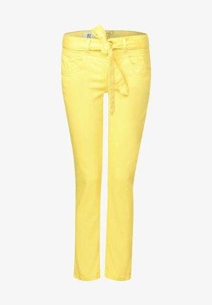 Jeans Skinny Fit - gelb