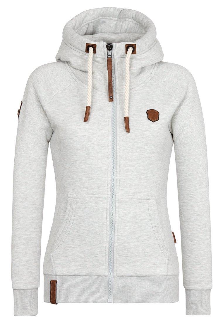 naketano sweatshirt jacke rot