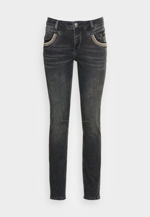 SHADE WASHED - Jeansy Slim Fit - grey