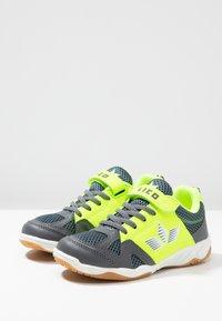 LICO - SPORT - Trainers - anthrazit/lemon - 3